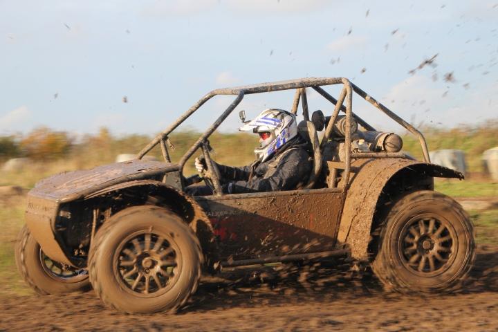 off-road kart racing garlands corporate mythe farm