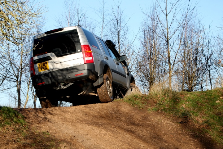 off road 4x4 course mythe farm garlands corporate