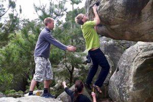 Rock Climbing Blog - Bouldering