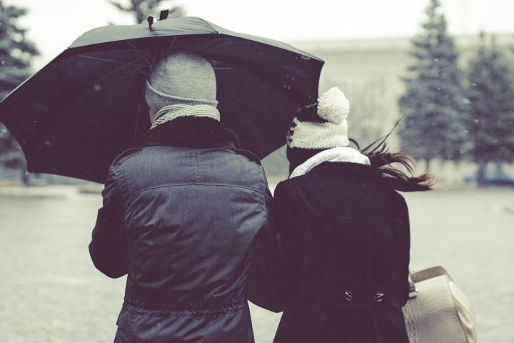 umbrella-in-the-rain