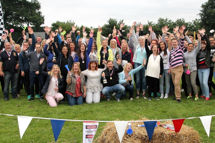 team-building-and-development-group-celebration