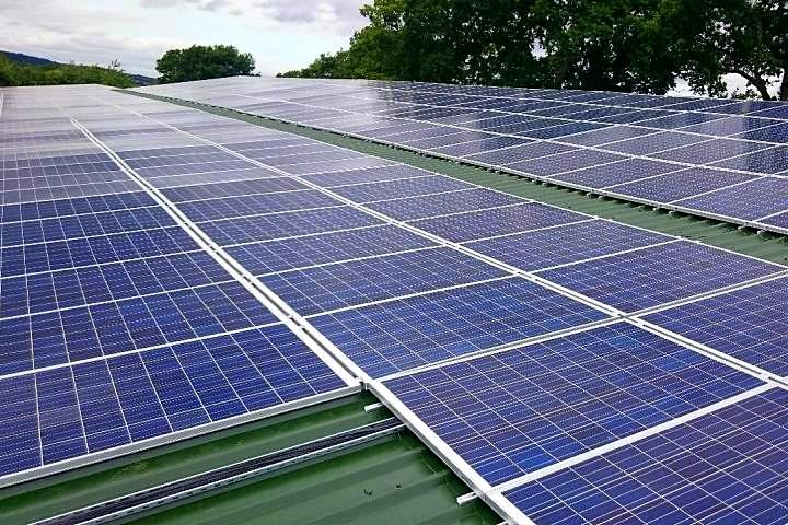 Solar Panel Energy at Mythe Barn and Garlands Corporate Blog